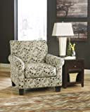 Danely Contemporary Fiber Accent Chair