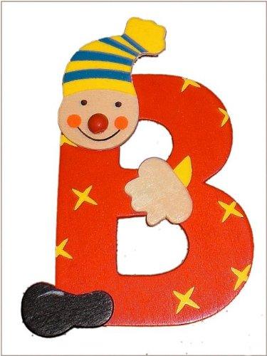Inware Buchstabe Clown B