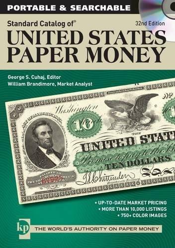 Standard Catalog of United States Paper Money DVD