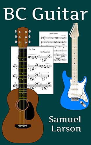 #freebooks – BC Guitar by Samuel Larson