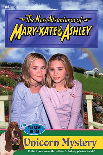 Download New Adventures of Mary-Kate & Ashley #46: The Case of the Unicorn Mystery: (The Case of the Unicorn Mystery) ebook