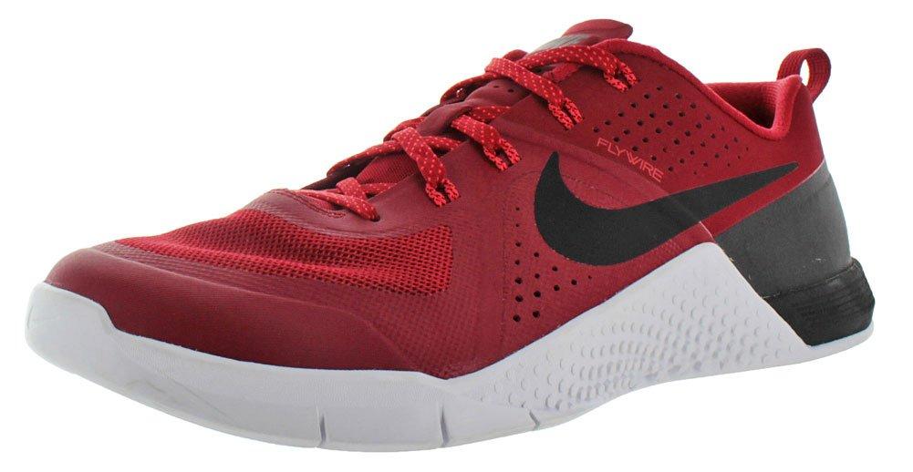 Nike Pantalones de running para hombre 11 D(M) US|Gym Red/Blk/Brght Crmsn/White