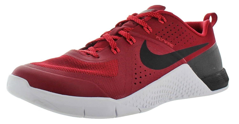 Nike Men's Metcon 1 Gym Red/Blk/Brght Crmsn/White Training Shoe 14 Men US