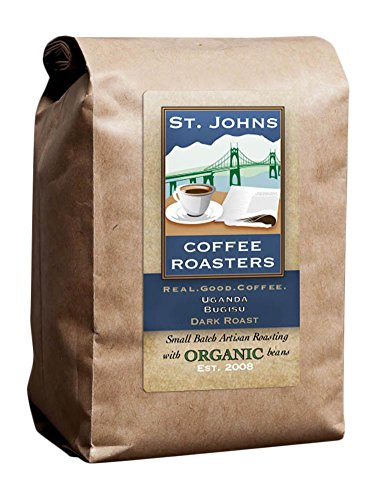 St. Johns Coffee Roasters Uganda RFA Bugisu