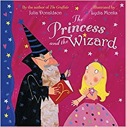 Image result for the princess and the wizard