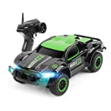 Geggur RC Cars for Kids,2019 Newest Remote Control Car 2.4GHz Radio Controlled Car with Rechargeable Battery 4ch Remote Control Toys 25km / H High Speed rc Cars for Boys