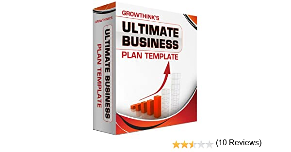 Amazoncom Ultimate Business Plan Template - Ultimate business plan template review