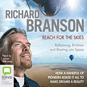 Reach for the Skies Audiobook