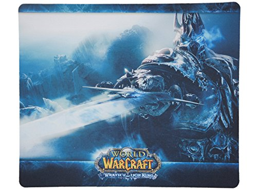 World of Warcraft Gaming Mouse Pad Lich King Arthas Edtion (L)