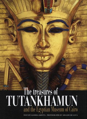 Treasures of Tutankhamun and the Egyptian Museum of Cairo pdf