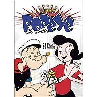 Popeye el marinero: 24 dibujos animados clásicos