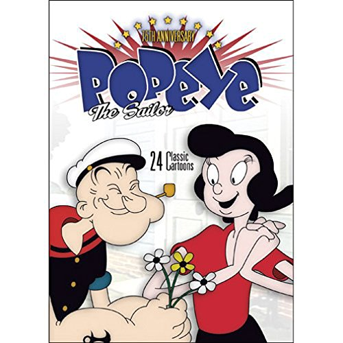 DVD : Popeye The Sailor (Remastered)