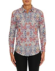 Robert Graham Viviana Long Sleeve Shirt Multi