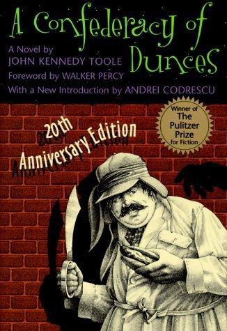 A Confederacy of Dunces by John Kennedy Toole (2000-02-01) (Kennedy Toole)