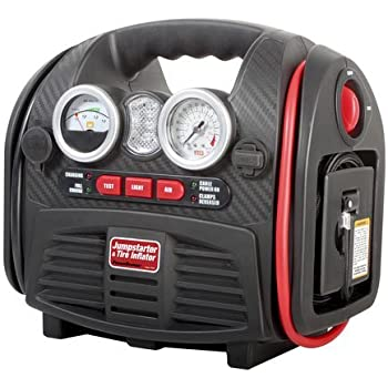 Amazon.com: PowerStation PSX-3 18Ah Jumpstarter with Air ...