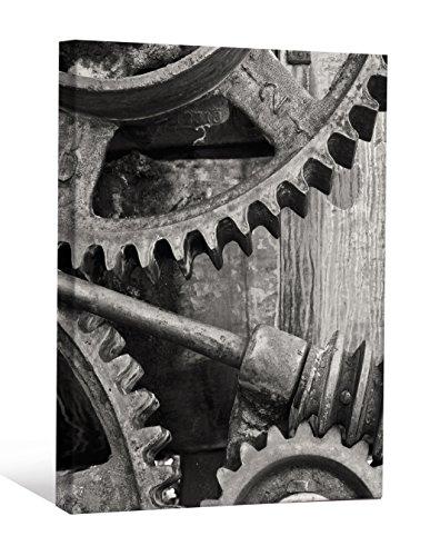 Vintage Gear Industrial Steampunk At 12 - Steampunk Wall Decor