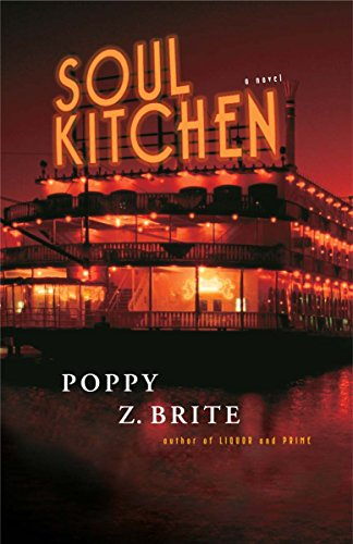 Soul Kitchen: A Novel (Rickey and G-Man Series)