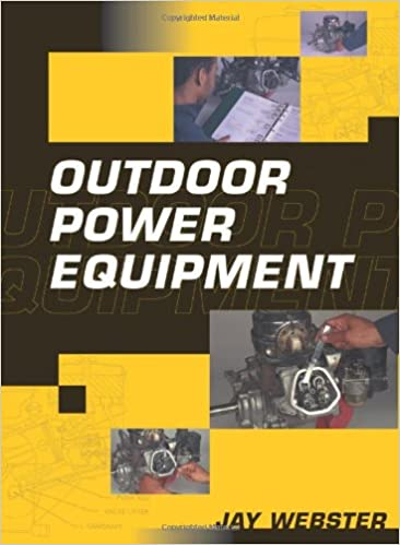 Descarga gratuita de libros en formato pdf.Outdoor Power Equipment (ED Version) (Small Engine Repair) by Jay Webster (Spanish Edition) RTF