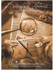 Sherlock Holmes Consulting Detective - Bordspel - Los jij het mysterie op? - Voor de hele familie - Taal: Engels