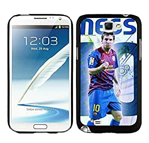 Personalized Case Lionel Messi 4 For Case Iphone 6Plus 5.5inch Cover in Black