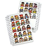 Great Eastern Entertainment Super Street Fighter Iv 8Bit Hard Cover Notebook