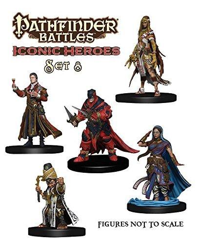 Battle Box (Pathfinder Battles: Iconic Heroes Box Set 8)