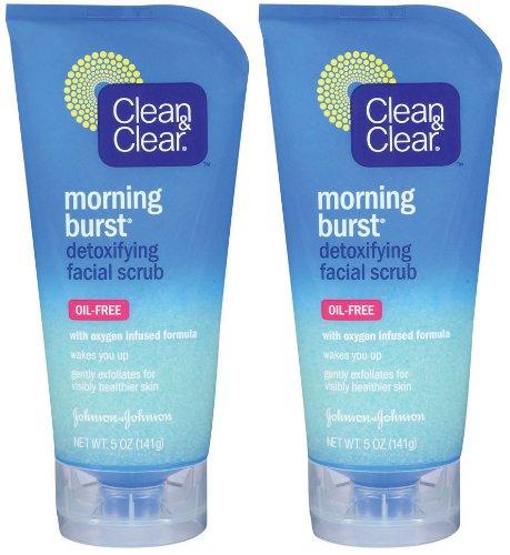 Clean Clear Morning Burst Detoxifying