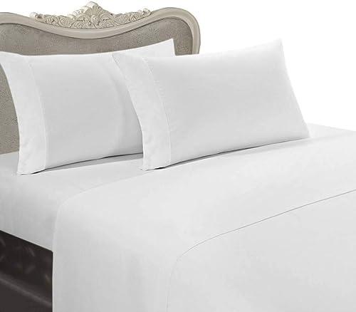 Luxurious 1200-Thread-Count Queen Sheet Set