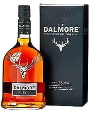 The Dalmore 15 Years  Highland Single Malt Scotch Whisky, 700ml