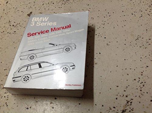1999 2000 2001 BMW 3 SERIES 330 328 323 325 Service Shop Workshop Repair Manual