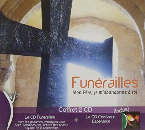 2 Coffret - Coffret 2 CD Préparation des funérailles Mon père, je m'abandonne à toi