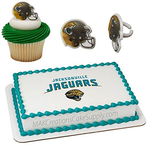 Jaguar Cake Topper
