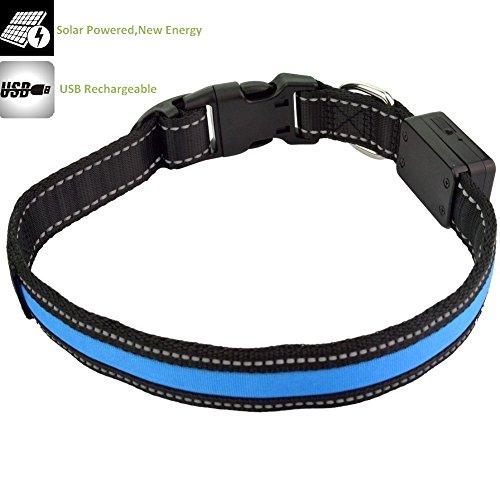 Gopsyc Adjustable Safety Collar Lighting