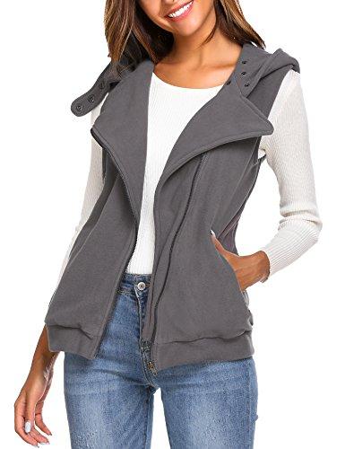 Zipper Womens Vest - 2