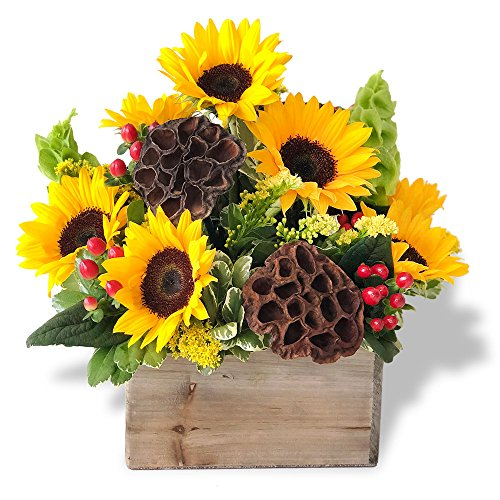 Sunshine Acres by Flowers of Miami - Fresh Flowers Hand Delivered - Miami Area by Flowers of Miami