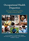 img - for Occupational Health Disparities: Improving the Well-Being of Ethnic and Racial Minority Workers (APA/Msu Series on Multicultural Psychology) book / textbook / text book