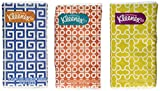 Health & Personal Care : Kleenex Go Pack Facial Tissues, 10 Count, (Pack of 3)