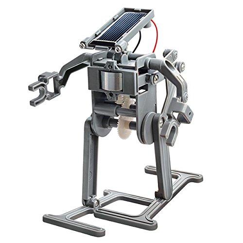 4M Solar Robot Kit Toysmith 3797