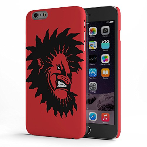 Koveru Back Cover Case for Apple iPhone 6 Plus - Lion Saw