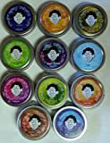 Crazy Aaron's Thinking Putty Mini Tin Complete Bundle Gift Set 11 PACK 2'' tins