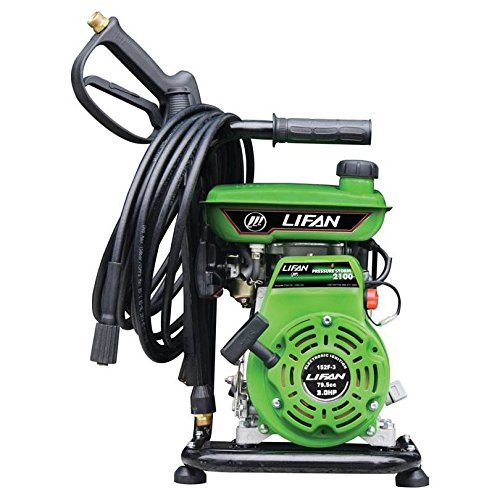 Pressure Storm Series Pressure Washer, Carb Approved by Lifan