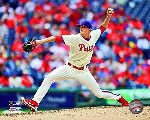 Jake Diekman Philadelphia Phillies MLB Action Photo (Size: 8