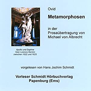 Metamorphosen Audiobook
