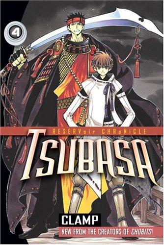 Tsubasa: Reservoir Chronicle, Vol. 4 PDF
