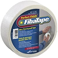 Saint-Gobain ADFORS FDW8191-U Ultra Thin Drywall Tape, 2-Inch by 300-Feet, White by FibaTape