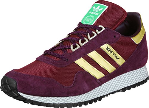 adidas New York, Men's Trainers Maroon