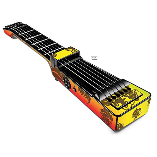 MightySkins Skin For Jamstik+ Portable SmartGuitar - Rasta Lion | Protective, Durable, and Unique Vinyl Decal wrap cover | Easy To Apply, Remove, and Change Styles | Made in the USA by MightySkins