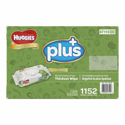 Plus Wipes - 7