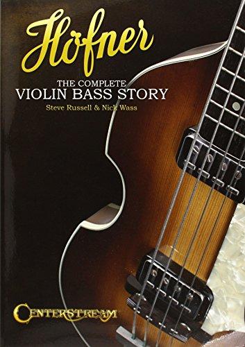 Hofner - The Complete Violin Bass - Violin Sunburst
