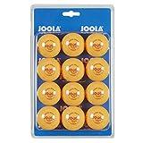 Joola 44205 Training 40Mm Table Tennis Balls, 12-Count